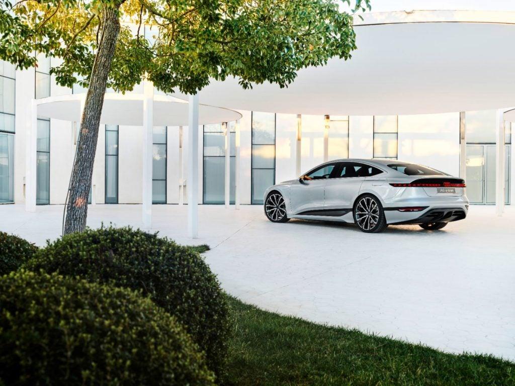 Audi A6 e tron concept 9
