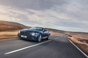 Bentley Continental GT Speed Convertible 1