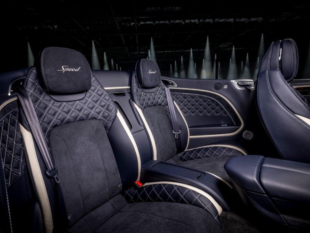 Bentley Continental GT Speed Convertible 12