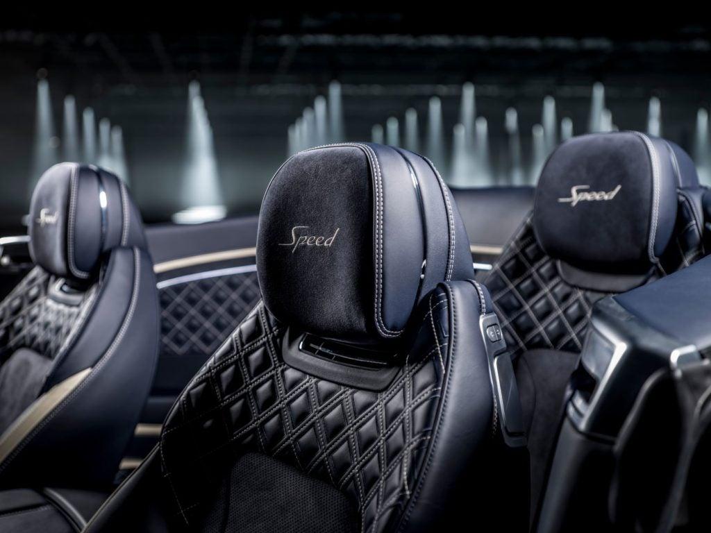 Bentley Continental GT Speed Convertible 13