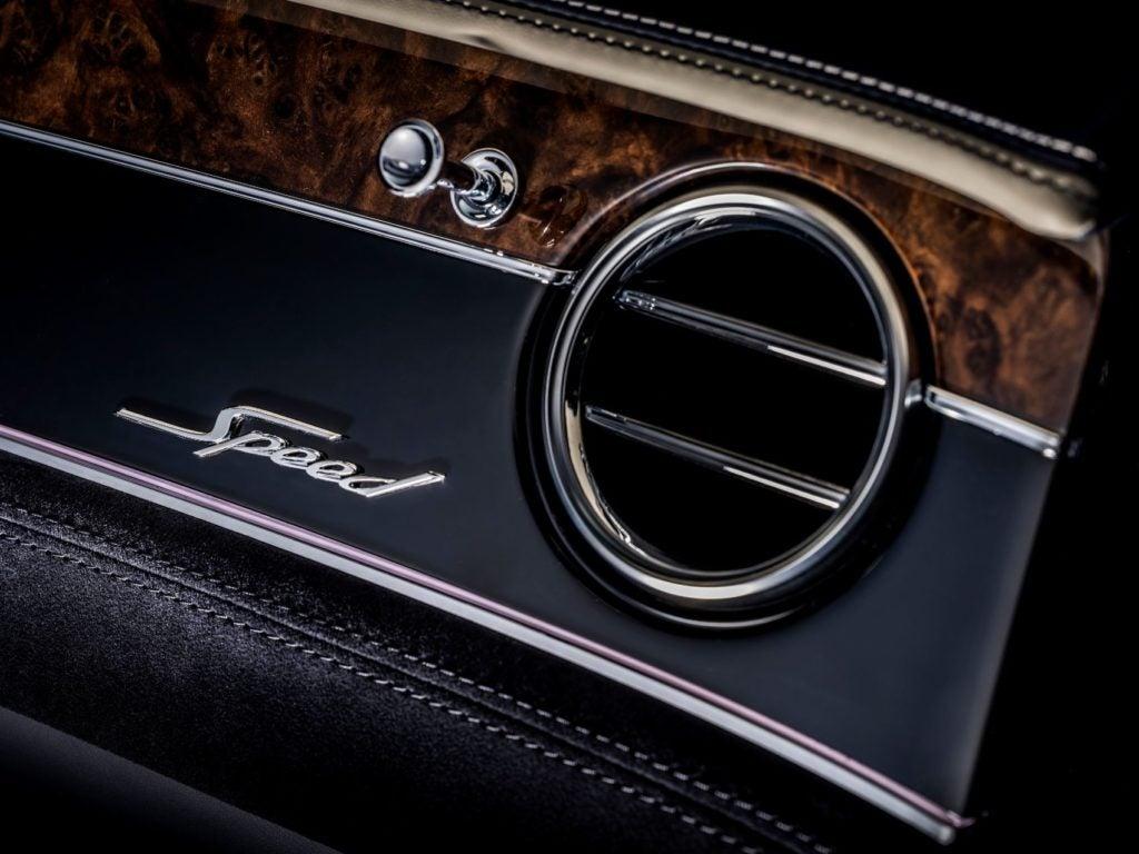Bentley Continental GT Speed Convertible 14