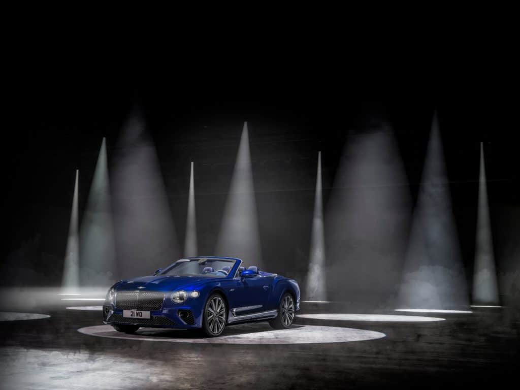 Bentley Continental GT Speed Convertible 4