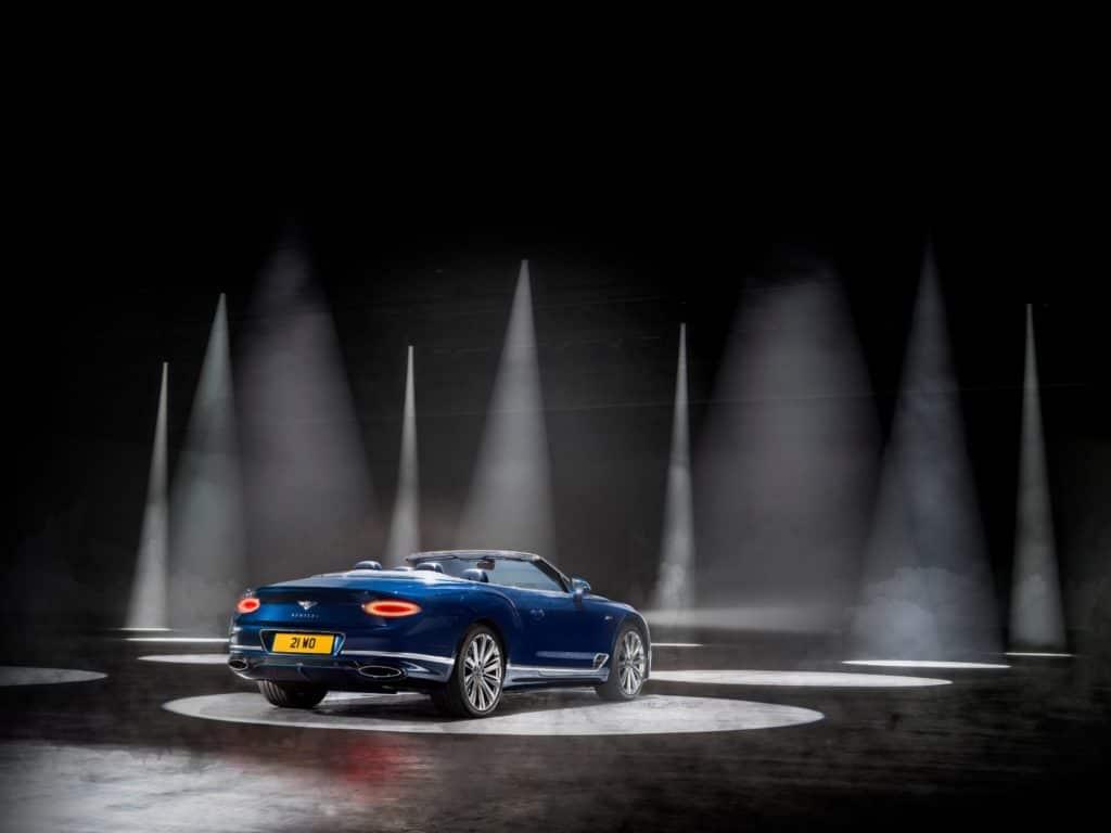 Bentley Continental GT Speed Convertible 5