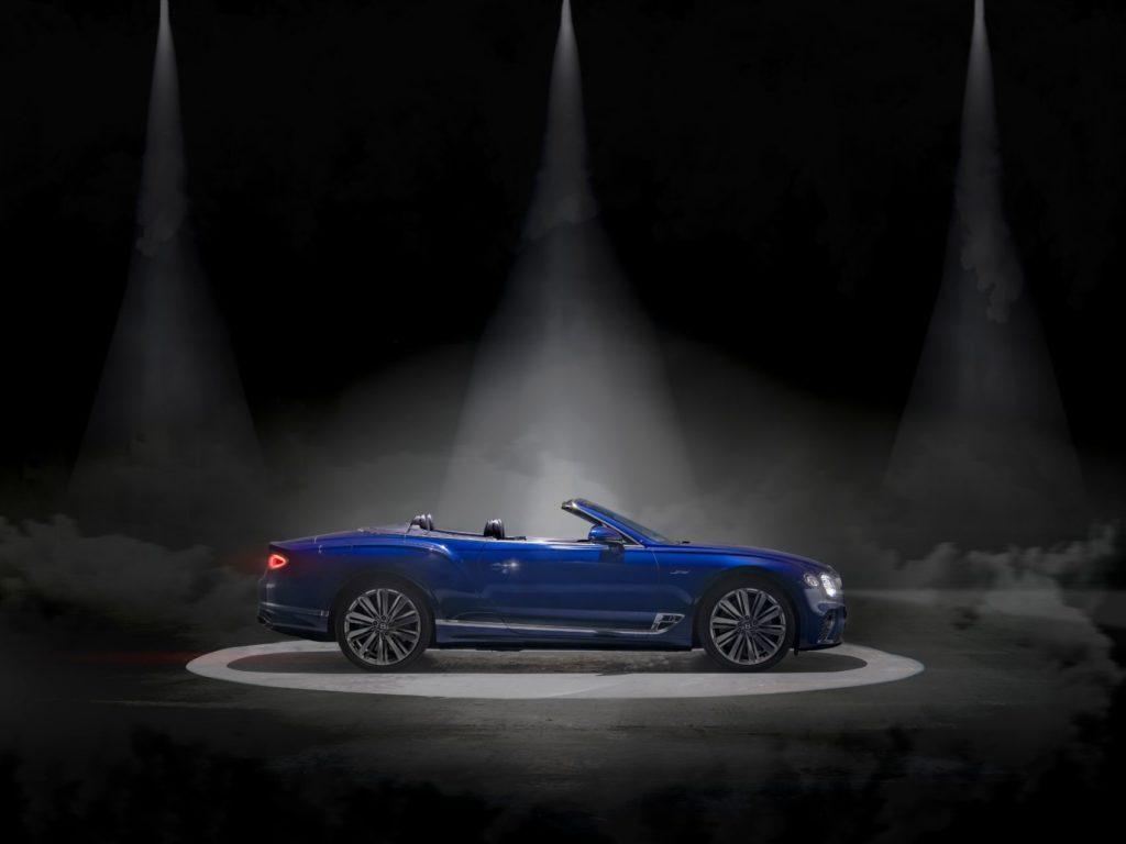 Bentley Continental GT Speed Convertible 6