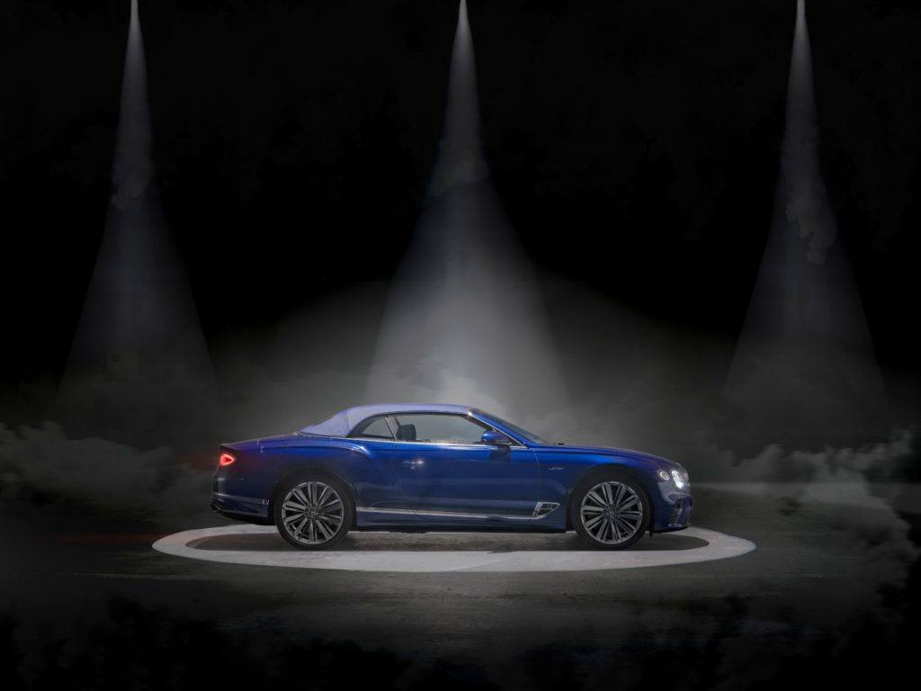 Bentley Continental GT Speed Convertible 7