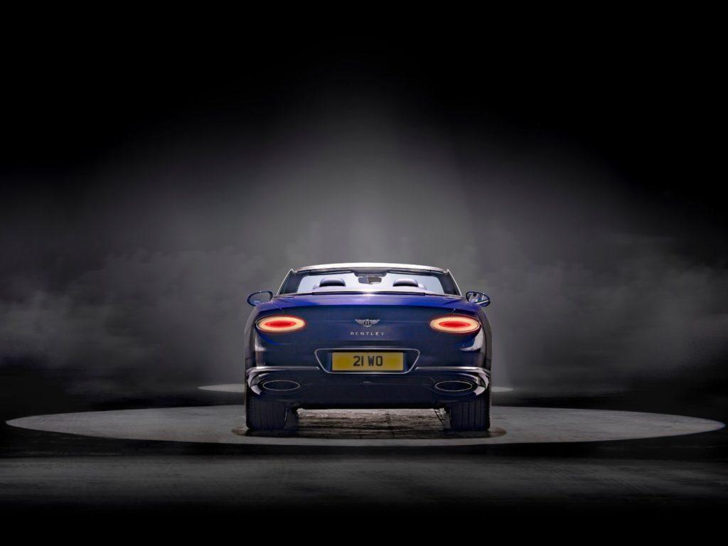 Bentley Continental GT Speed Convertible 8