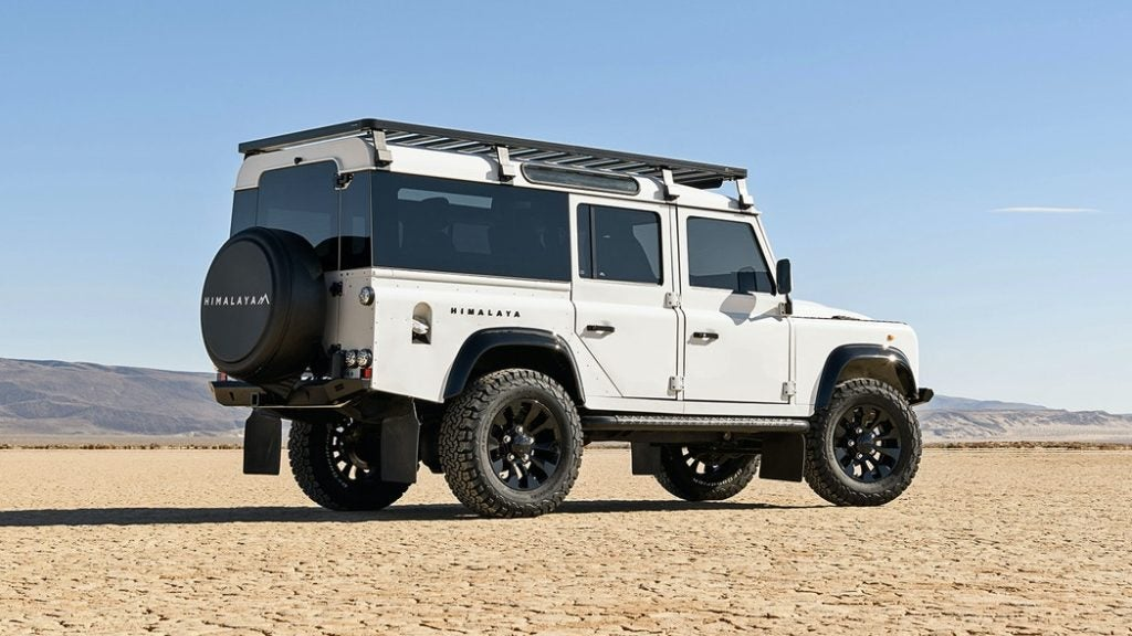 Land Rover Defender Omaze 5