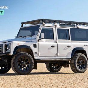 Land Rover Defender Omaze 8