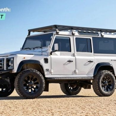 Land Rover Defender Omaze 8