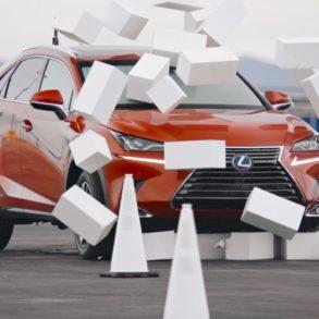 Lexus Distracted Driving 2