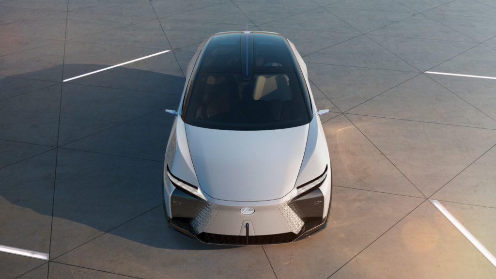Lexus LF Z 1