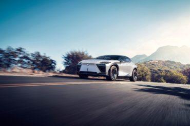 Lexus LF Z 11