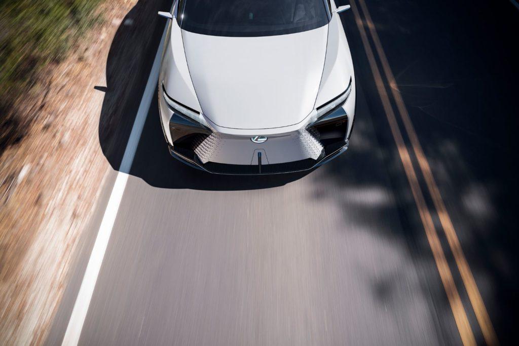 Lexus LF Z 16