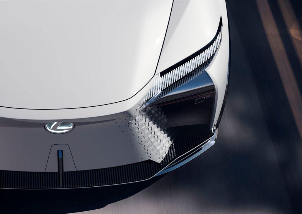 Lexus LF Z 17