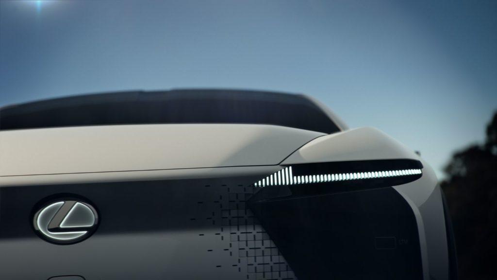 Lexus LF Z 20