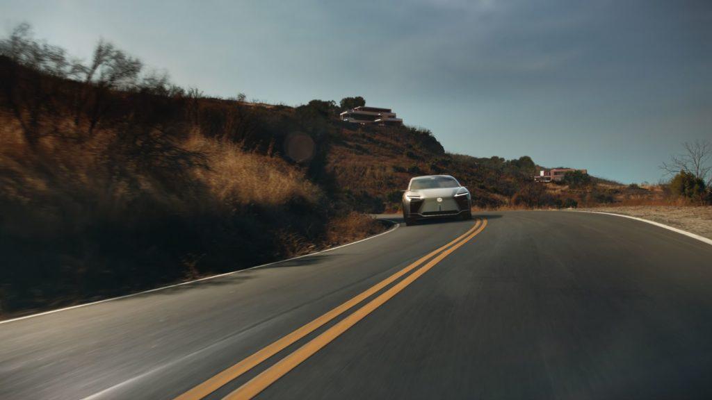 Lexus LF Z 28
