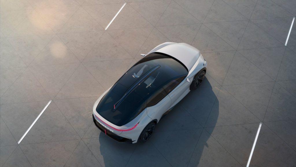 Lexus LF Z 4