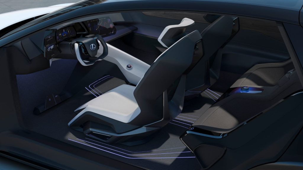 Lexus LF Z 5