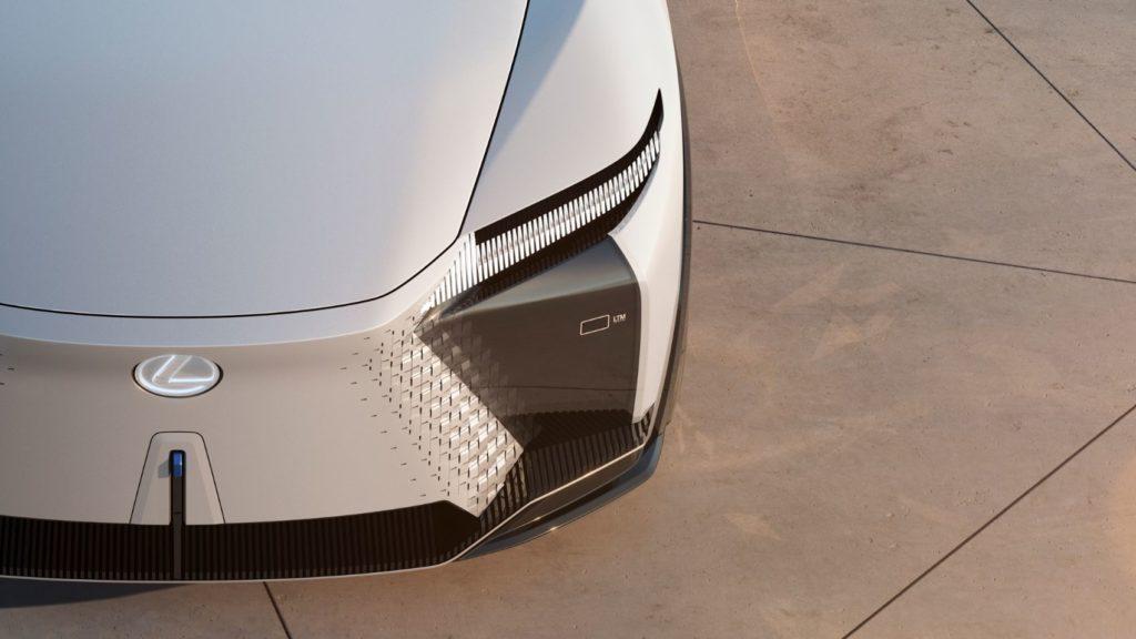 Lexus LF Z 6