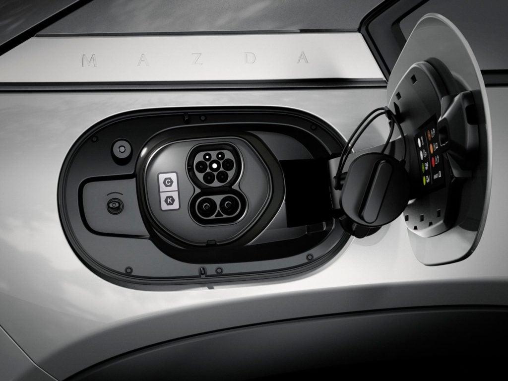 Mazda MX 30 12