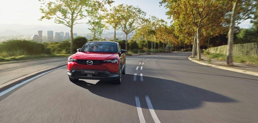 Mazda MX 30 8