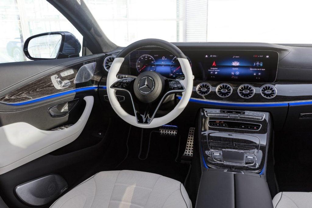Mercedes Benz CLS 11