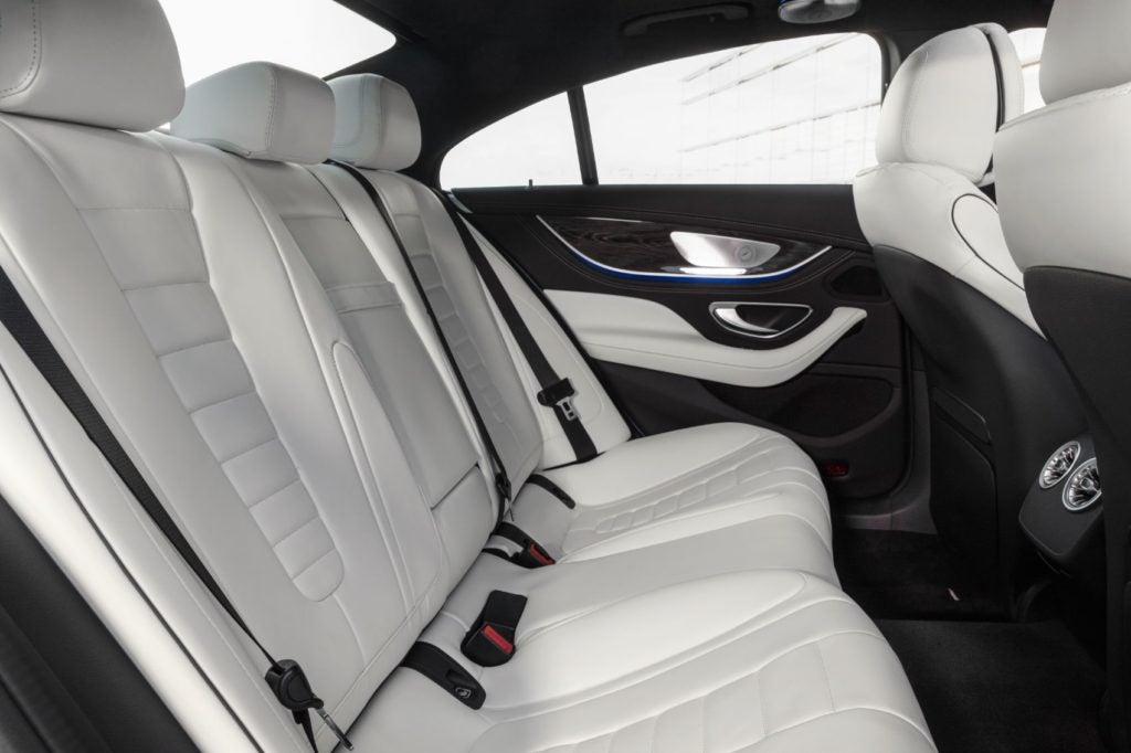 Mercedes Benz CLS 12