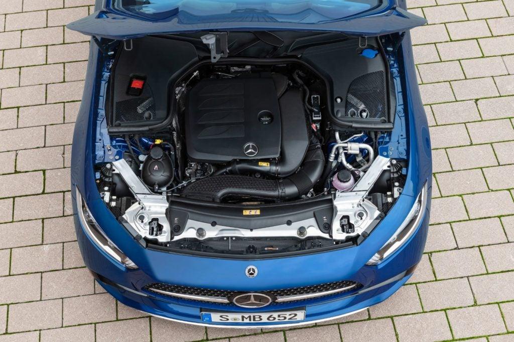 Mercedes Benz CLS 13