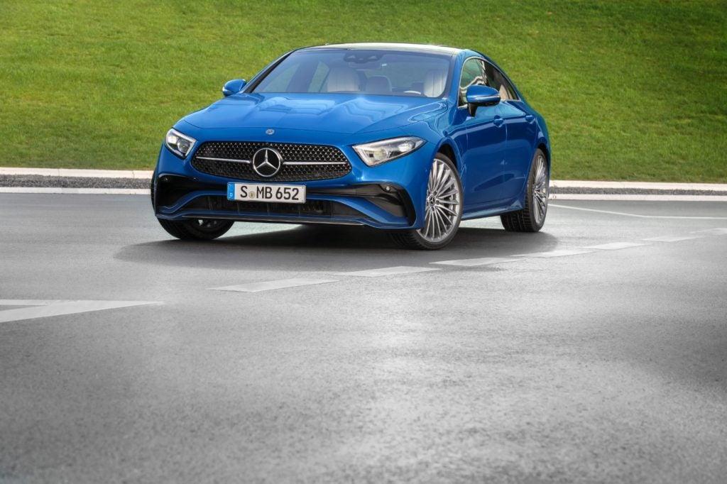 Mercedes Benz CLS 16