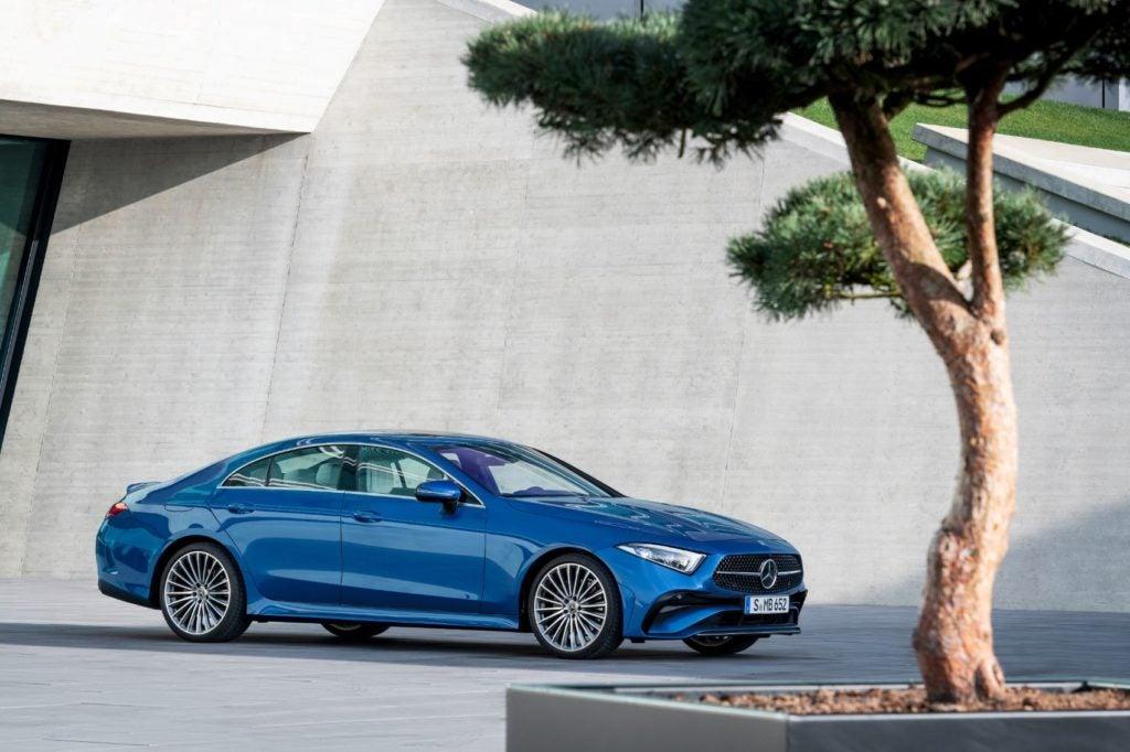 Mercedes Benz CLS 18