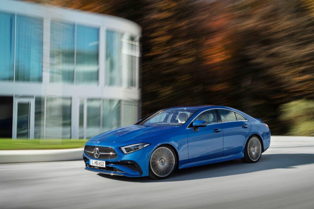 Mercedes Benz CLS 2