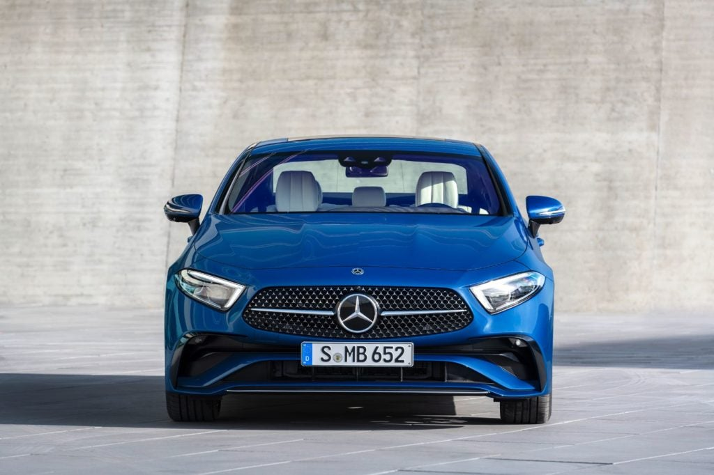 Mercedes Benz CLS 22
