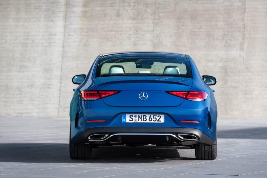 Mercedes Benz CLS 23