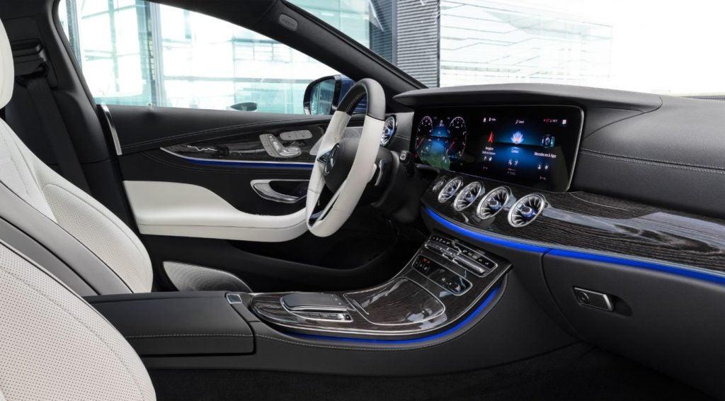 Mercedes Benz CLS 7