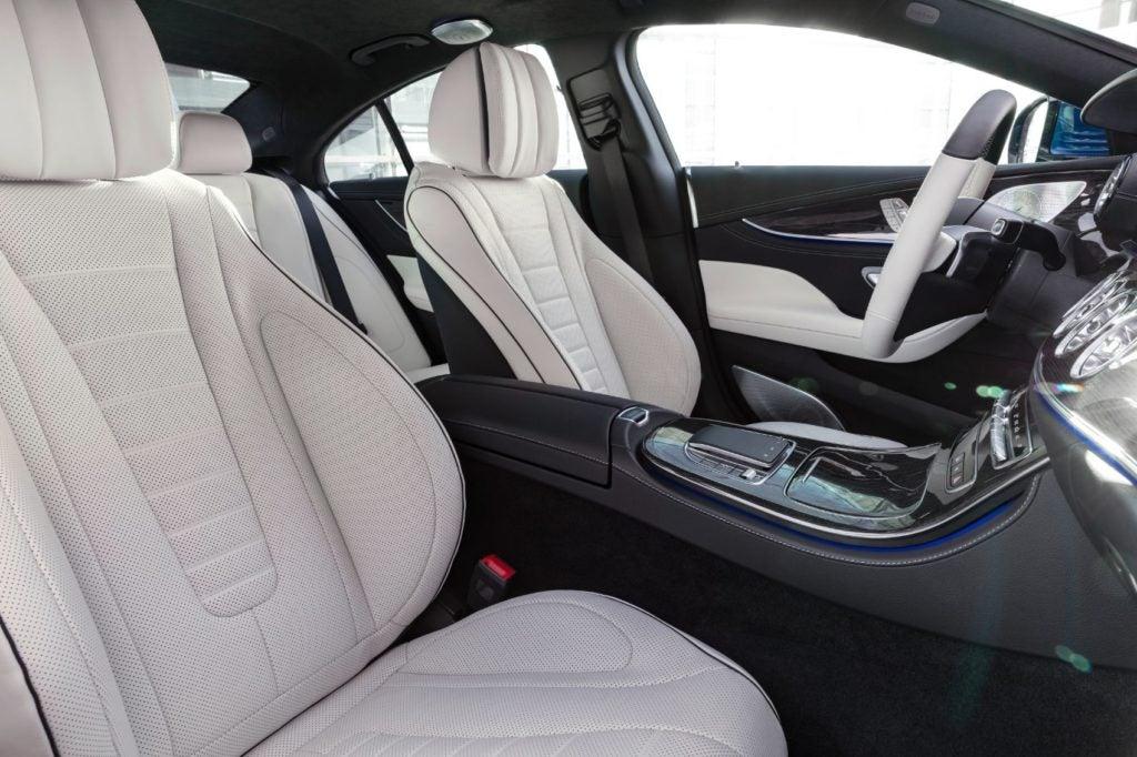 Mercedes Benz CLS 9