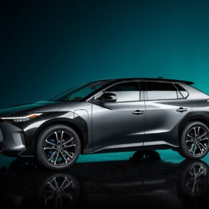 Toyota bZ4X BEV concept 1
