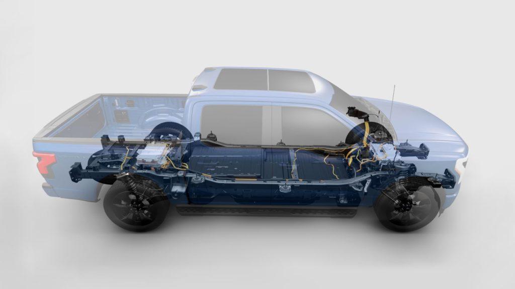 2022 Ford F 150 Lightning 24