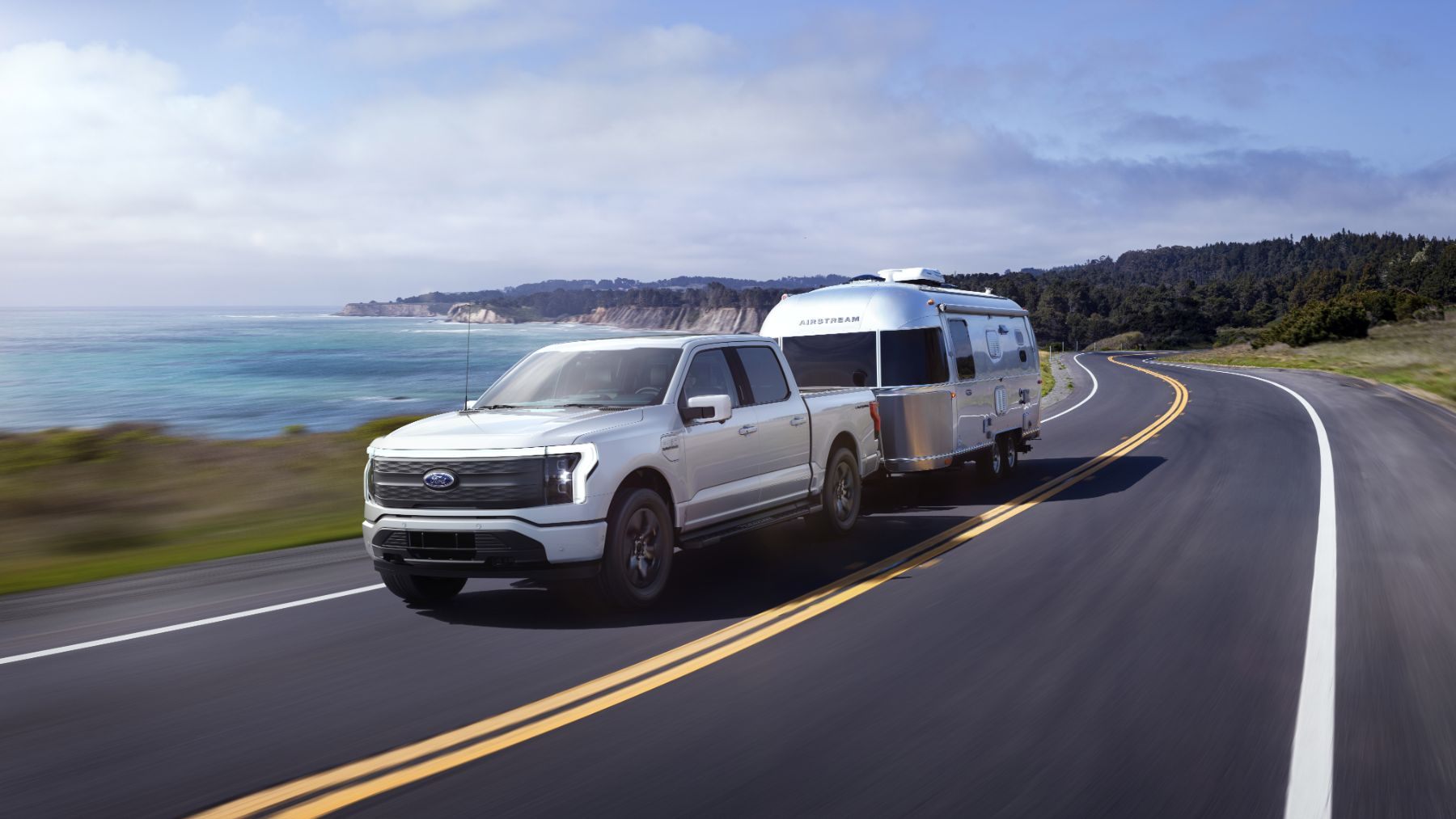 2022 Ford F-150 Lightning: America's Favorite Workhorse is Now Electric