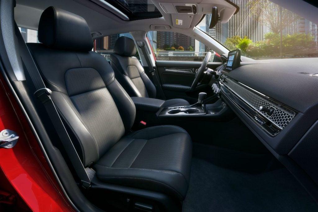 2022 Honda Civic 10