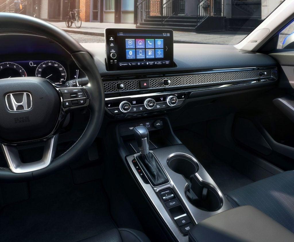 2022 Honda Civic 8