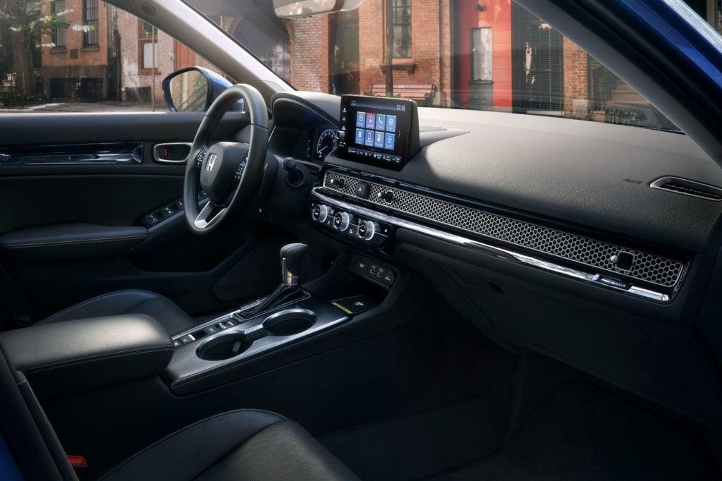 2022 Honda Civic 9