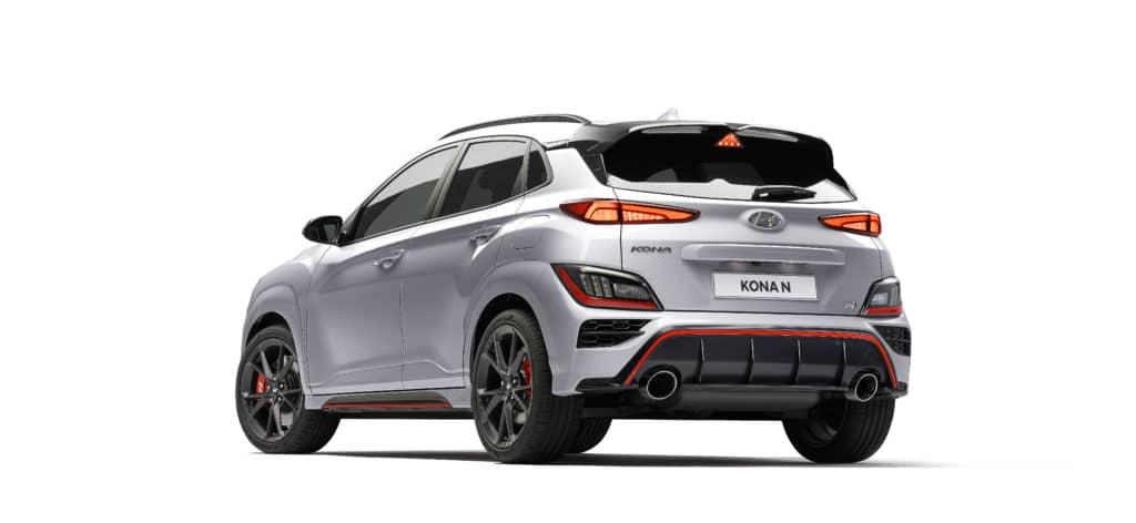 2022 Hyundai Kona N 10