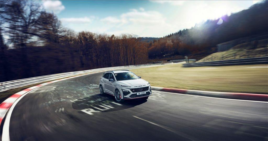 2022 Hyundai Kona N 4