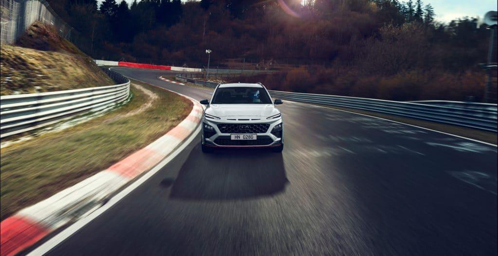 2022 Hyundai Kona N 6