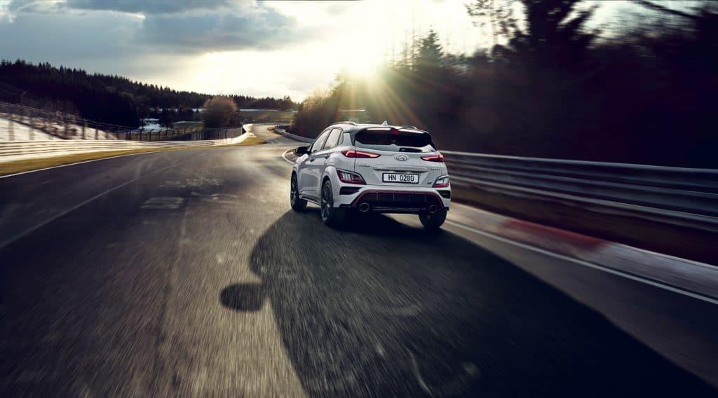 2022 Hyundai Kona N.