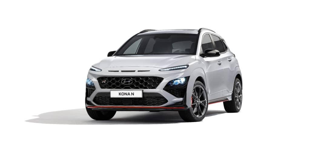 2022 Hyundai Kona N 8