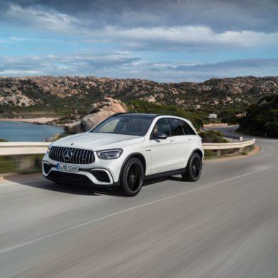 2022 Mercedes AMG GLC 63 S SUV 1