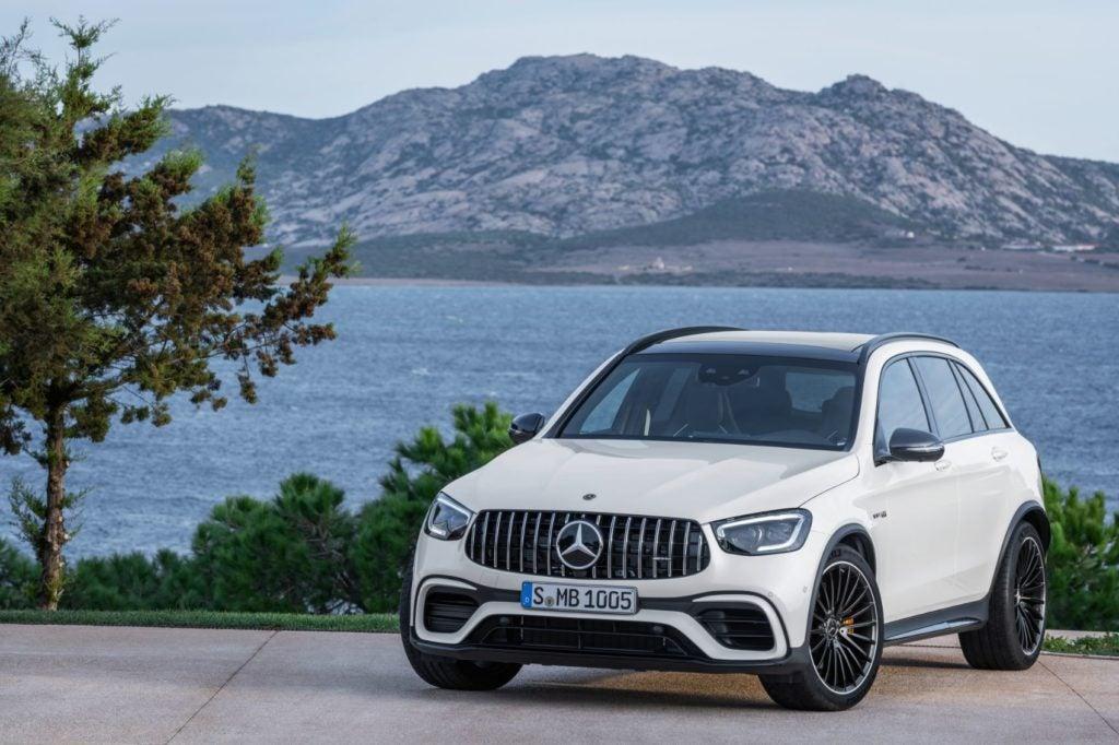2022 Mercedes AMG GLC 63 S SUV 6