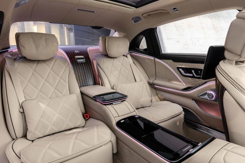 2022 Mercedes Maybach S 680 4MATIC Sedan 1