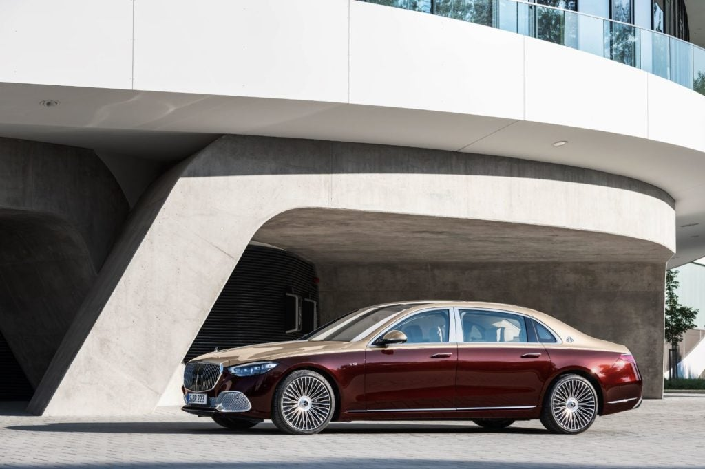 2022 Mercedes Maybach S 680 4MATIC Sedan 15